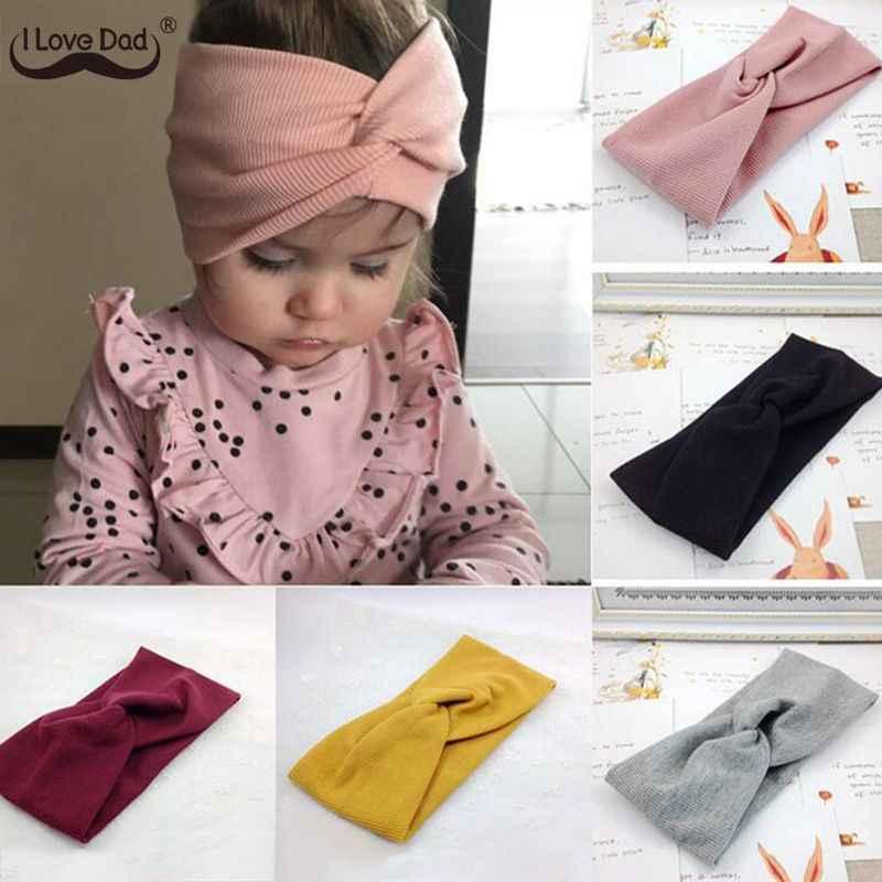 Nova primavera verão chapéu do bebê macio elástico algodão recém-nascido chapéu da menina dos miúdos boné bonnet meninas chapéu de malha meninas chapéus bonés