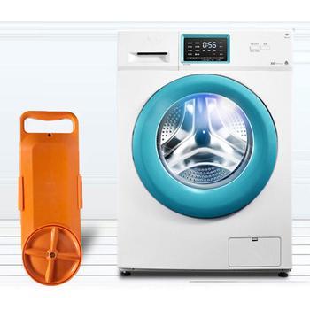 Adoolla Portable Mini Washing Machine Bucket Clothes Washer for Travel