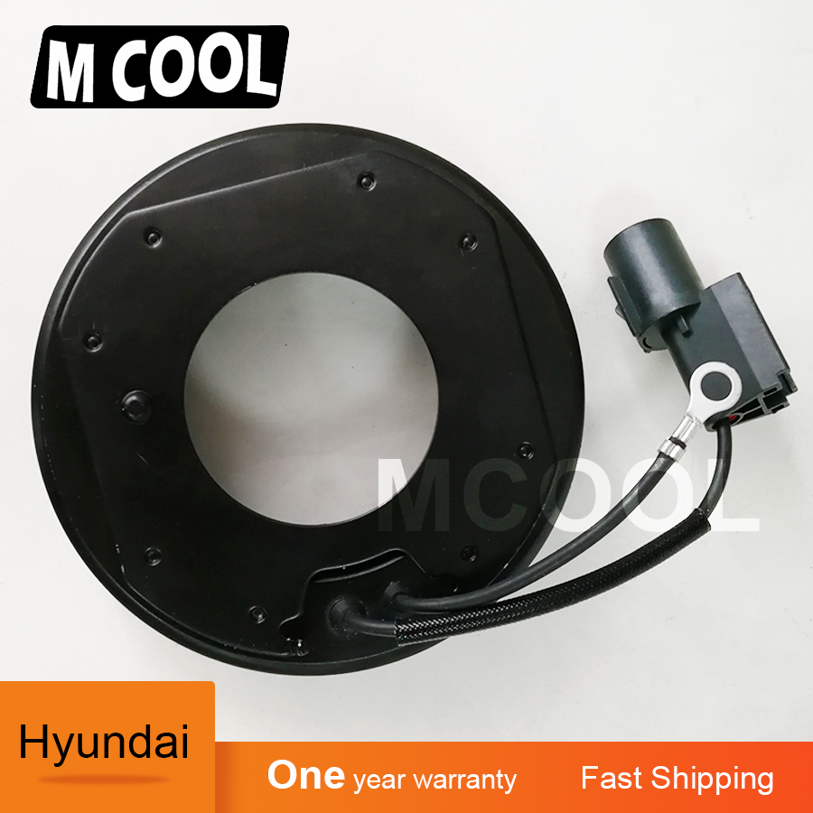 Details about  /A//C Compressor Clutch Coil fits Hyundai i30 Accent 3 Santa Fe KIA Cee`d Magentis