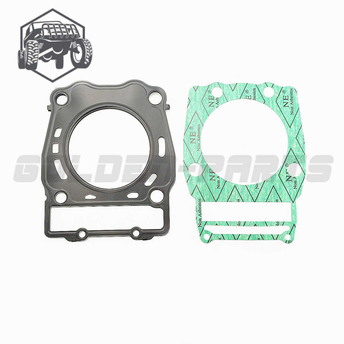 500CC ATV Cylinder Head And Block Gasket For 500 Xinyang 500CC Kazuma ATV UTV Engine Parts