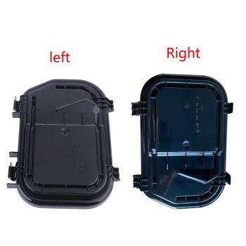 цена Car Headlight Headlight Dust Cover Waterproof Back Cover Headlight Seal Cover For A~udi A6 A6L C6 S6 2005-2011 Left/Right онлайн в 2017 году