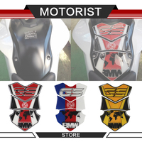 Motorcycle 3D Fuel Tank Pad Protective Stickers Decals For BMW F700GS 2012 2015 F650GS F800GS 2008 2012