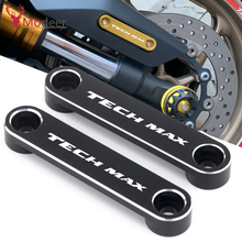 Aluminum Accessories For Yamaha t max tmax 560 techmax 2020 2021 tmax560 Motorcycle Front Axle Cover Frame Side Plate Decorative
