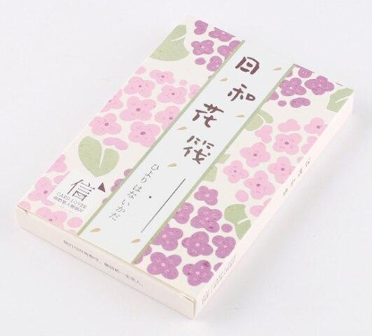 Sun Flower Paper Postcard(1pack=30pieces)