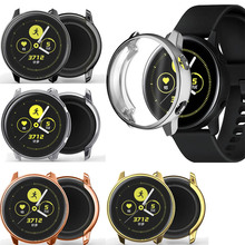 TPU Full Protector Cases For Samsung Galaxy watch active Case Smart Accessories replacement