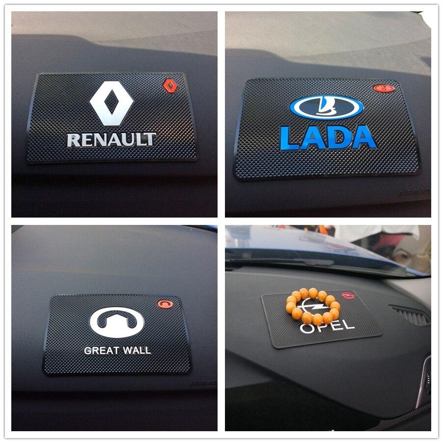 1 шт. автомобильный коврик с логотипом для hyundai Solaris Accent I30 IX35 Tucson Elantra Santa Fe Getz I20 Sonata 8 AUDI BMW BENZ