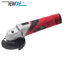 Buffer-Tool Wheel-Grinder Angler-Sander Electric Disc Woodworking Cordless 100mm Lithium-Ion