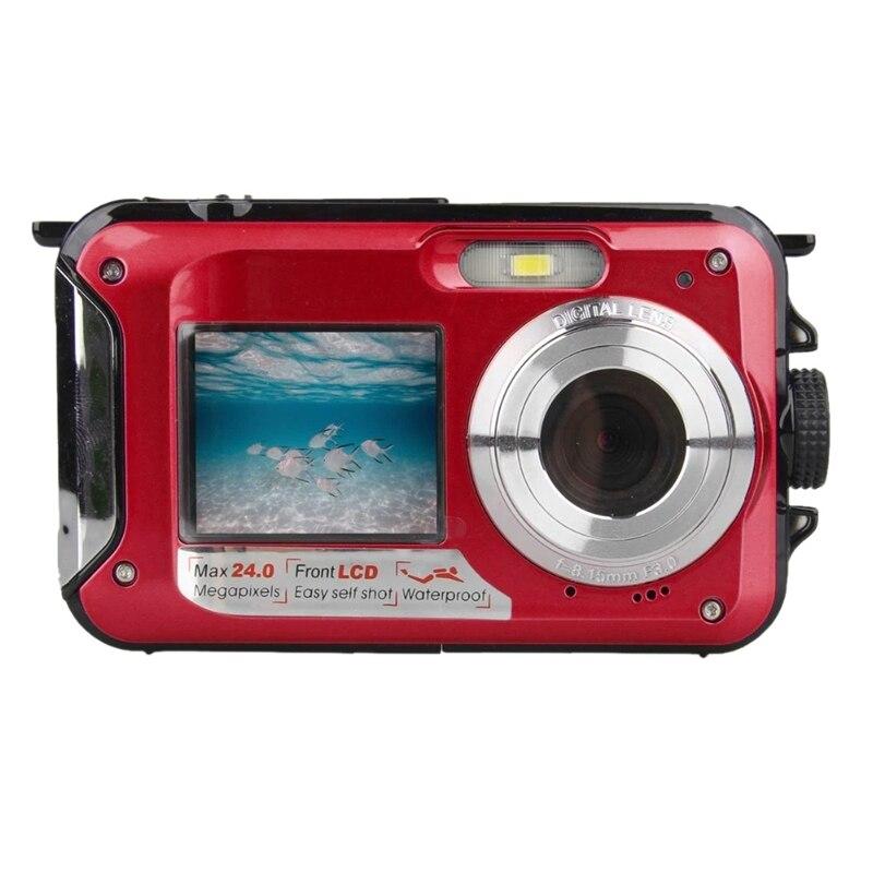 Cámara sumergible Digital resistente al agua, grabadora de vídeo, cámara de grabación DV con pantalla Dual Selfie Relojes deportivos para exteriores SYNOKE, relojes de pulsera digitales para correr y escalar para hombres, reloj militar resistente a la alarma de impacto resistente al agua