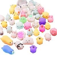 Brinquedos antiestresse espinhos para crianças, mini boneca sensorial de alívio de estresse com 50 unidades