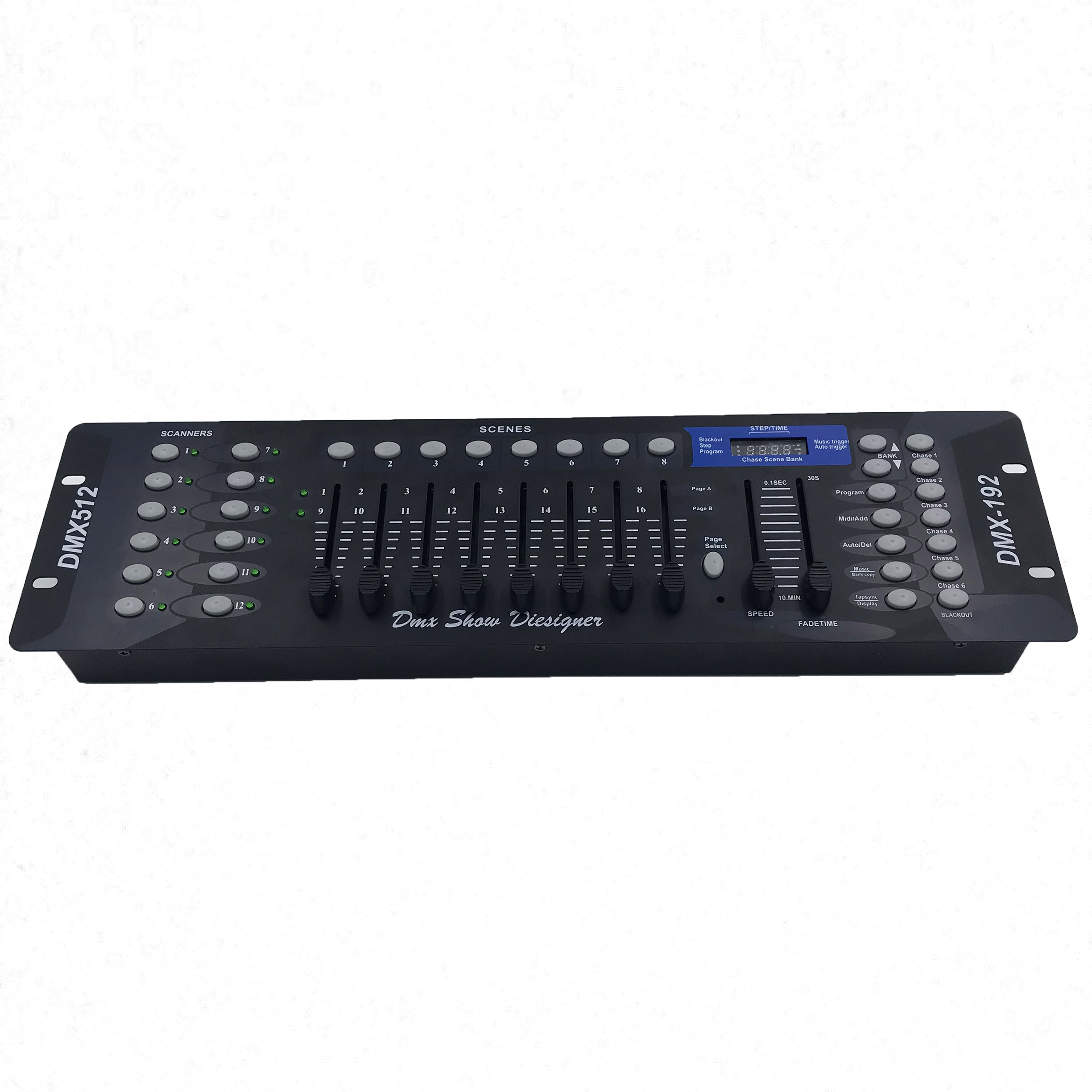 Free Shipping Rgb Controler 192 DMX Controller DJ Equipment DMX 512 Console Stage Lighting