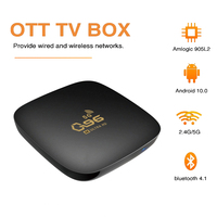 Bluetooth Smart Android TV Box Android 10 Set Top Box 4K HDR 2,4G & 5,8G Wifi TV empfänger Media Player 128G 64G Youtube IP TV Box
