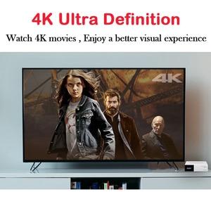 Image 5 - GTmedia GTC FTA לווין מקלט DVB S2 ביס VU קולט DVB C טיונר dvb T2 4K אנדרואיד טלוויזיה תיבת ISDB T bluetooth 4.0 מפענח
