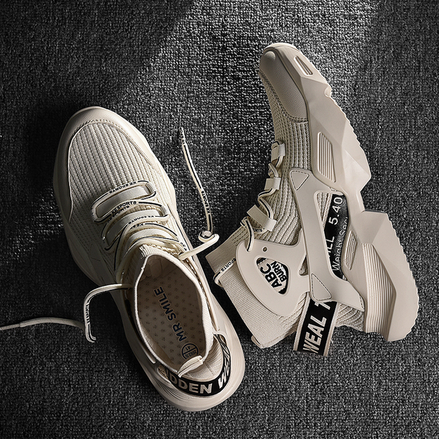 Chunky High-top Sneakers 2