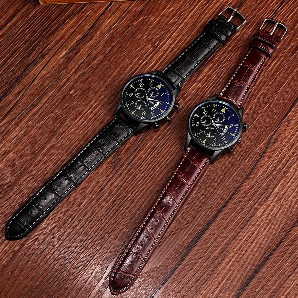 Hf7f2398240104361953c5fb5e9ddc148T Men's Watch 2019 Top Brand Luxury Luminous Date Clock Sports Watches Men Quartz Casual Wrist Watch Men Clock Relogio Masculino