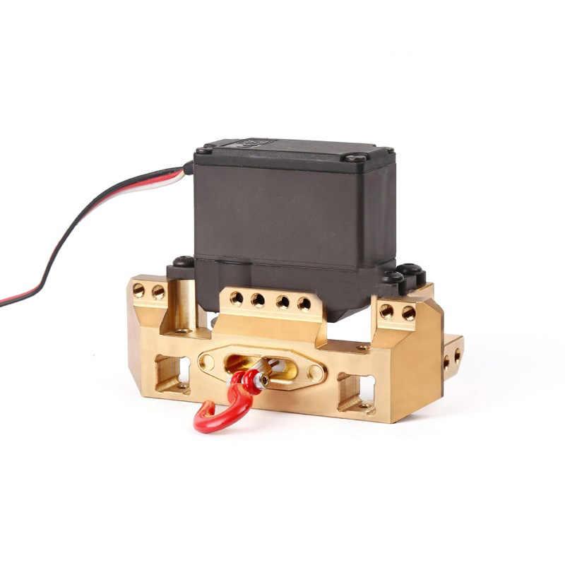 2X 25T Lenk Getriebe Servo Winden Rad für 1//10 RC Cler Auto für RC4WD D90 DM9E6