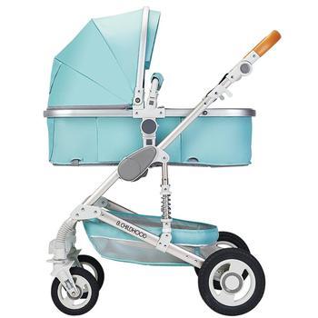 Kereta Dorong Bayi 3 in 1 Portable 4