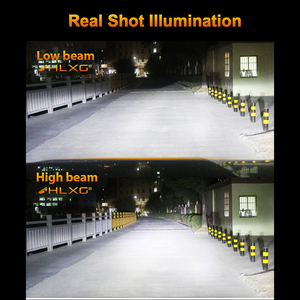 Image 4 - 10000K 4300K 6000K 5000K 8000K H7 LED لمبة H11 9006 العلوي أزرق سيارة ضوء h 11 led H4 9005 HB4 HB3 مصباح قيادة 12V 24V