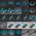 Blue Unlimited HSP 1/10 monster truck 94111 94108 цельнометаллический автомобильный комплект обновления 102010 102011 102012 106017 108019 108022 108004