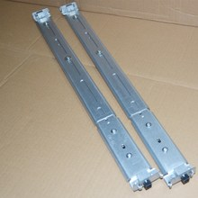 Two-section guide rail with 655MM length is suitable for 19-inch cabinet