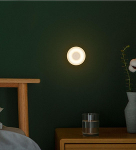 Image 4 - Cổ Xiaomi Mijia Đèn Ngủ Có Thể Điều Chỉnh Độ Sáng Hồng Ngoại Thông Minh Cơ Thể Con Người Cảm Biến Đế Từ Đèn Ngủ Cảm Biến