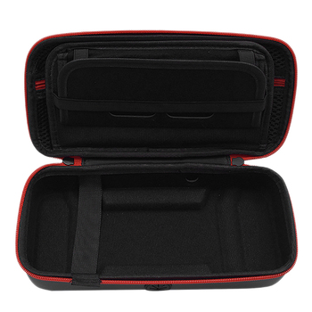 Upgrade EVA Hard Shell Case for Nintend Switch Large Storage Carrying Bag Portable for Nitendo Switch NS Console Accessories