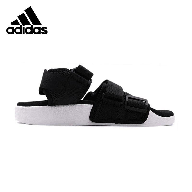 Original Adidas ADILETTE SANDAL 2.0 W Womens Outdoor Sandals Flip-flops Mens Trend Slippers  Flip Flops AC8583