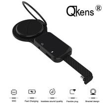 Tipo c adaptador duplo anel titular 3.5mm áudio & carregador conversor de carregamento para samsung s8 s9 s10 huawei p20 p30 pro telefone android