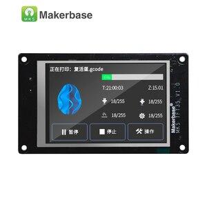 Image 3 - 3d Printer Display Levert Mks TFT35 V1.0 Touch Screen + Mks Wifi Module Afstandsbediening 3.5 Inch Lcd Panel Kleurrijke displayer