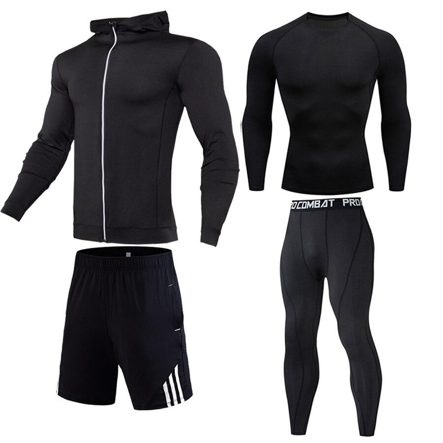 Haut dhiver qualité nouveau sous-vêtement thermique hommes ensembles compression sport costume sueur séchage rapide thermo sous-vêtements hommes vêtements