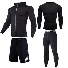 Inverno di alta qualità nuovi intimi termici da uomo set tuta sportiva a compressione sudore intimo termico ad asciugatura rapida abbigliamento uomo