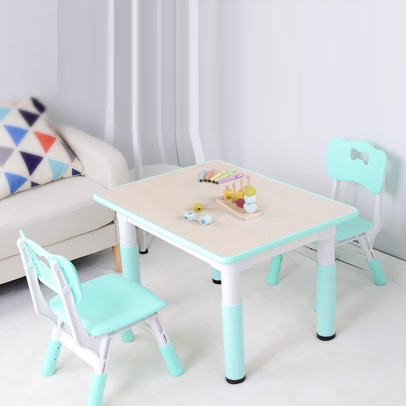 Pupitre Mesinha Baby Desk De Estudo Stolik Dla Dzieci Chair And Kindergarten Enfant Study For Kids Mesa Infantil Children Table