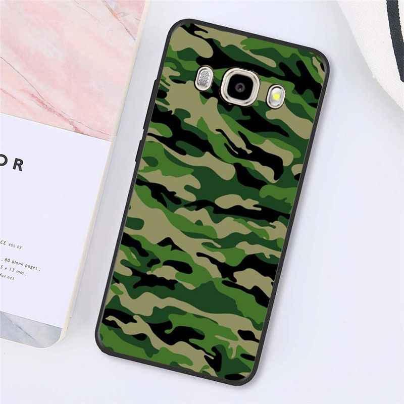 Maiyaca Ngụy Trang Họa Tiết Camo Quân Sự Quân Đội Điện Thoại Ốp Lưng Dành Cho Samsung Galaxy Samsung Galaxy J7 J6 J8 J4 J4Plus J7 Bộ Đôi J7NEO j2 J7 Thủ