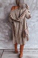 Maglioni per donna 2021 maglieria nuovi maglioni da donna maglione Cardigan a maniche lunghe di vendita calda
