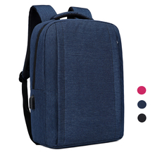 Fashion 15.6» Men Laptop Backpack Women USB Charging Business Computer Backpacks Large Male Travel Backpacks Mochila Hombre