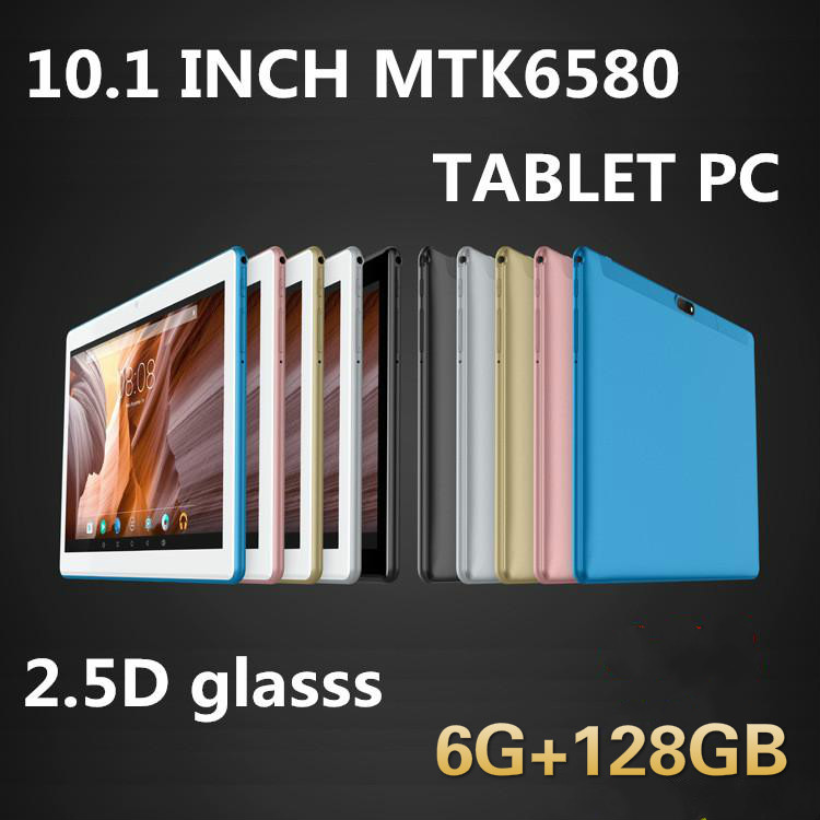 2020 High Quality 10 Inch 2.5D Glasss IPS Capacitive Touch Screen Dual Sim 4G GPS Tablet Pc 10
