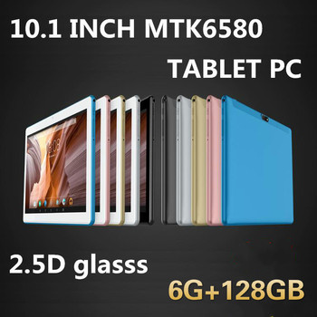 2021 High Quality 10 Inch 2.5D Glasss IPS Capacitive Touch Screen Dual Sim 4G GPS Tablet Pc 10