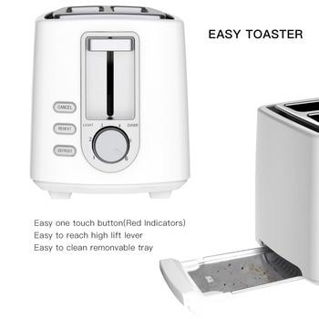 European Toaster Kitchen Gadget Vertical Toaster 3