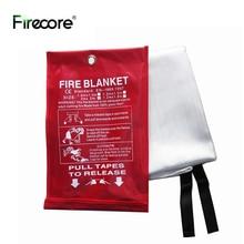2*2M Fiberglass Welding Blankets Cover Protective Fabric Heat Fire Resistant