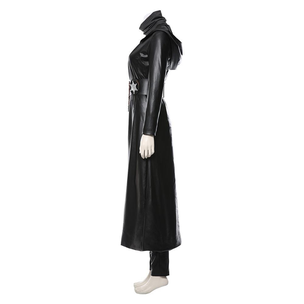 Чэнжи 16 дюймов Винтаж чемодан из ПУ кожи для женщин ручной клади мешок Сверхлегкий косметичка для девочек - 3