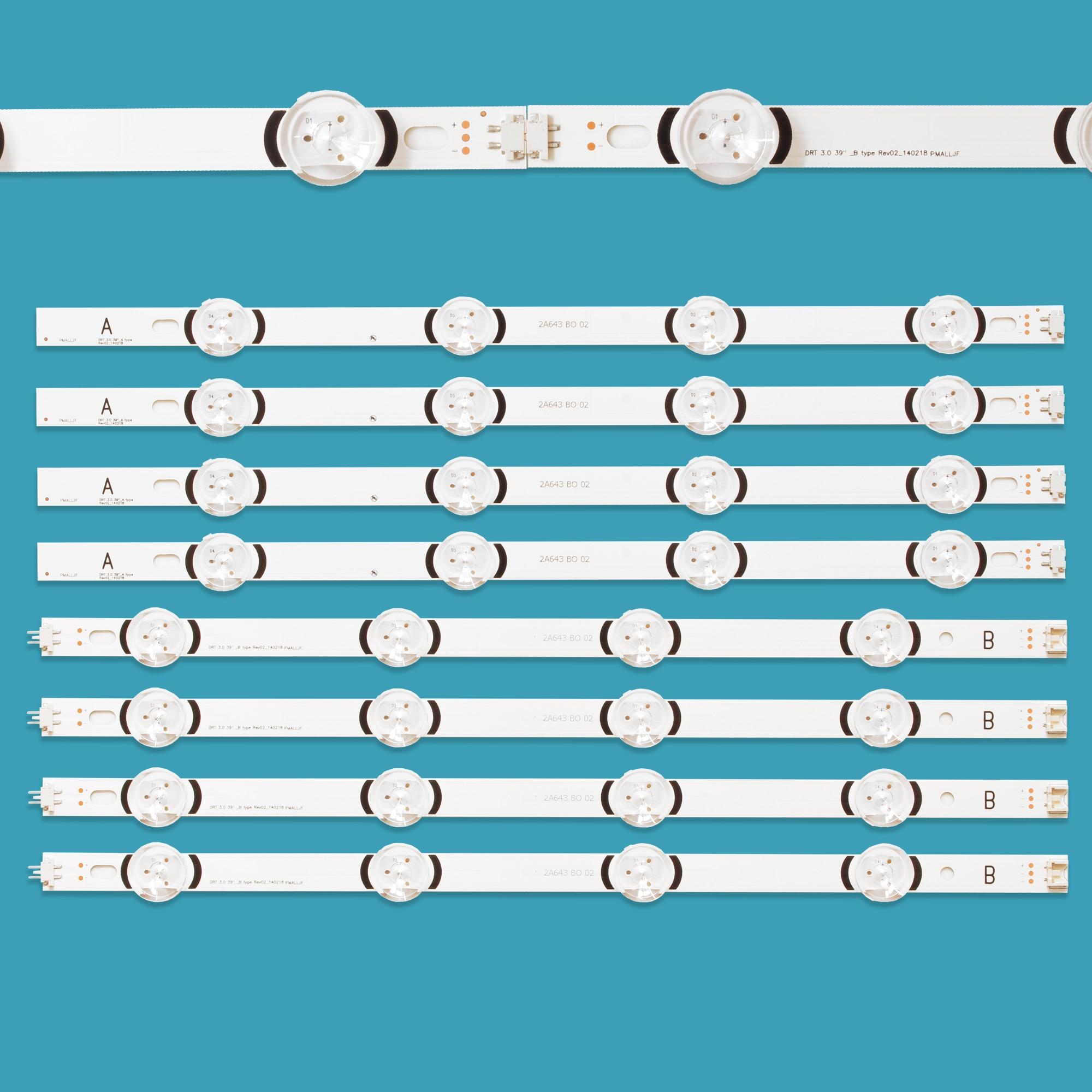 New 10, You Replace Led Tape For LG TV 49lf5500 Innotek DRT 3.0 49
