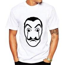 New Money Heist Tshirt The House of Paper La Casa De Papel Camiseta T S