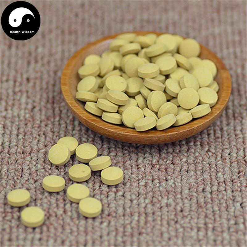 Song Hua Fen Pian, Pine Pollen Powder Tablets, Shell-broken Pine Pollen