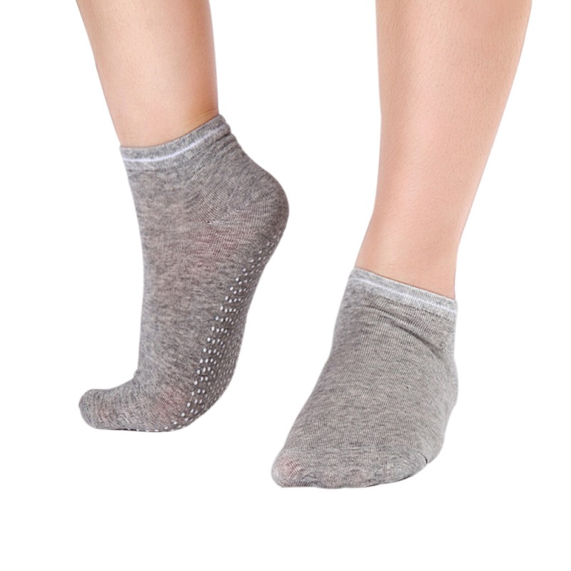 USUS-B Women Fashion Fitness Pilates Socks Colorful Dance Ankle Colors