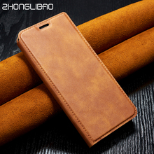 Luxury Leather Flip Case for Iphone 11 Pro XS Max X XR 8 7 6 6s Plus Ultra Thin Cover Magnetic Skin Card Wallet Stand 360 Coque
