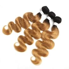 Honey Blonde Human Hair Extension