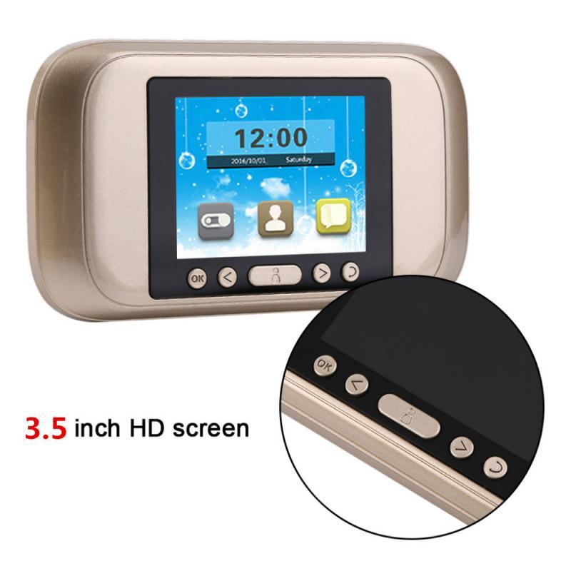 2019 New Smart Doorbell Wireless Smart Audio Video Door Bell Remote Phone Intercom IR Night Vision
