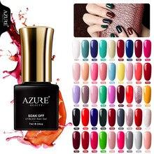 AZURE BEAUTY 7ML Nail Gel Polish Natural Colors Gel Polish Soak Off UV Gel Lacquer Long-Lasting Hot Sale Nail Gel Varnish цены онлайн