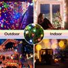 Outdoor Lighting String 100 LED Solar Garden Light Solar Power Lamp Christmas Party for Street Patio Fence Balcony Fairy Garland review