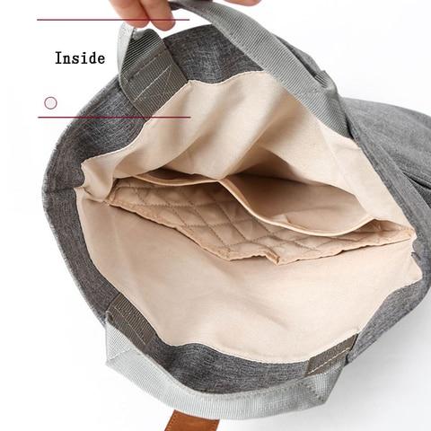 Men Bag Casual Grey Lightweight Oxford 9.7 iPad Tablet Crossbody Bag Male Small Messenger Bag Fashion Bagpack Lahore