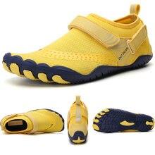 Плавательные ботинки унисекс мужские открытые пляжные сандалии